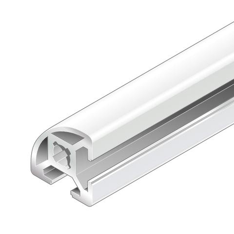 Type B,4 rainures 6 mm Profil/é en Aluminium/20x20